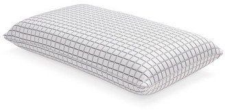 Modern Sleep Premium Charcoal Infused Ventilated Memory Foam Pillow, Multiple Sizes