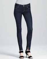 Koral Skinny 1 Month Low-Rise Lived In Jeans