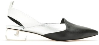 Studio Chofakian Pointed Toe Ballerinas