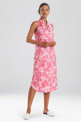 Natori Cherry Blossom Gown