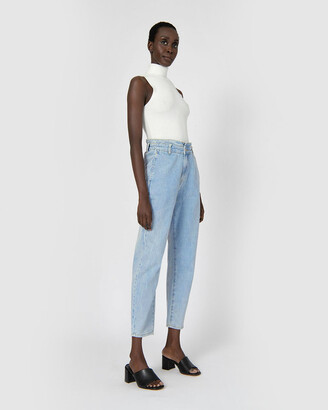 Forcast Women's High-Waisted - Aubri High-Waisted Jeans - Size One Size, 6 at The Iconic