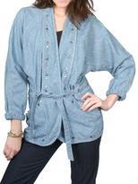 DARYL K denim studded jacket