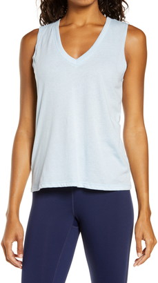 Beyond Yoga Boyfriend V-Neck Tank