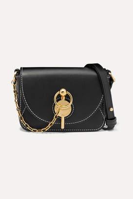 J.W.Anderson Keyts Nano Leather Shoulder Bag - Black