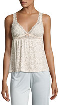 Eberjey Floral Garland Lace Cami, Neutral Pattern