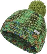 Trespass Childrens/Kids Gilmore Knitted Winter Pom Pom Hat