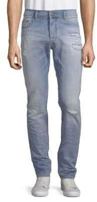 Diesel Tepphar Distressed Jeans