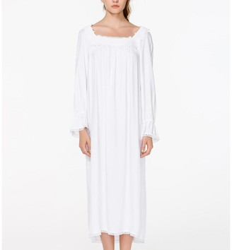 Black Label Diana Midi Nightgown