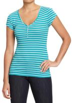 Old Navy Women's Perfect Henleys