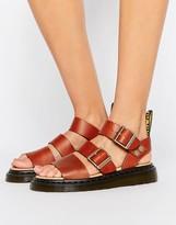 Dr. Martens Gryphon Strap Flat Sandals