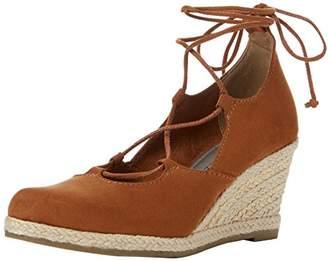 Marco Tozzi 24407, Women's Platform Heels, Brown (Cognac 305), (40 EU)