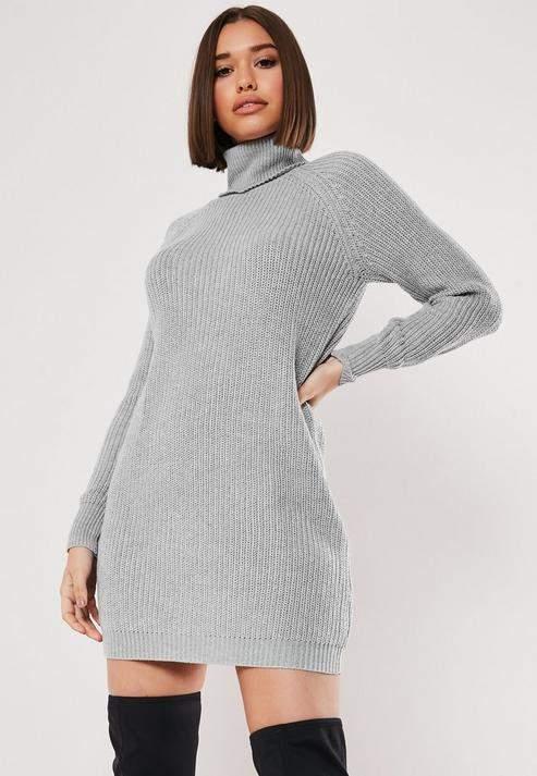 e70033fc7a Chunky Sweater Dress - ShopStyle