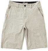 First Wave Big Boys 8-20 Etched 4-Way Stretch Boardwalk Shorts