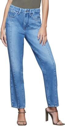 Good American Clean Seams Jeans