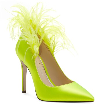 Jessica Simpson Paxtey Pointed Toe Pump