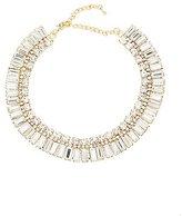 Charlotte Russe Embellished Statement Choker Necklace