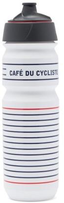 Café Du Cycliste Logo-print 750ml Water Bottle - White