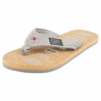 Tommy Hilfiger Men's Casual Cork Beach Sandal Open Toe