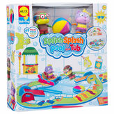 Alex Rub A Dub Splish Splash Pool In Tub Toy Playset