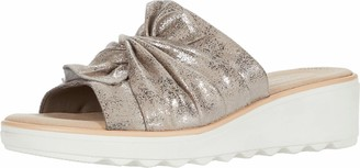 Clarks Women's Jillian Leap Wedge Sandal