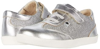 Old Soles Glam Sneaker (Toddler/Little Kid) (Glam Argent/Silver) Girl's Shoes