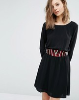 BA&SH Elton Dress with Detachable Belt