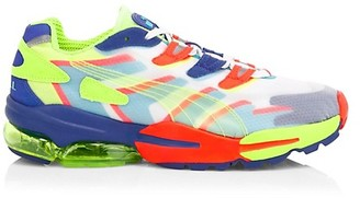 Puma Cell Alien Kaleidoscope Neon Sneakers