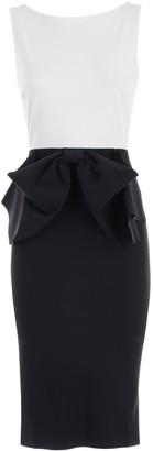 Chiara Boni La Petit Robe Di V-back Dress