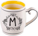 "Home Essentials Monogram ""M"" Mug"