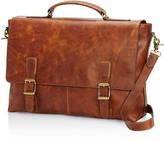 Frye Logan Top Handle Messenger Bag