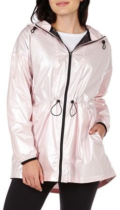 Danskin Women's Breast Cancer Research Foundation Hoodie Anorak