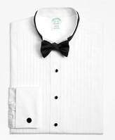 Brooks Brothers Milano Fit Ten-Pleat Wing Collar Tuxedo Shirt