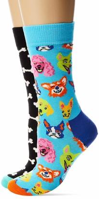 Happy Socks Women's Dog Gift Box Socks