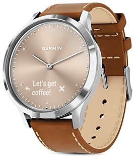 Garmin Vivomove Hr Touchscreen Hybrid Smartwatch, 43mm