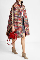 See by Chloe Oversized Tweed Coat