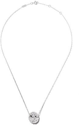 Boucheron 18kt white gold Hans, the Hedgehog, pendant necklace