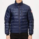 Canada Goose Men's Lodge Jacket Admiral Blue
