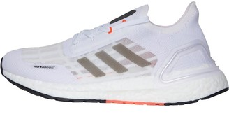 adidas Womens Ultraboost SUMMER.RDY Neutral Running Shoes Footwear White/Core Black/Solar Red