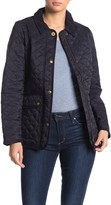 Joules Newdale Quilted Zip Jacket