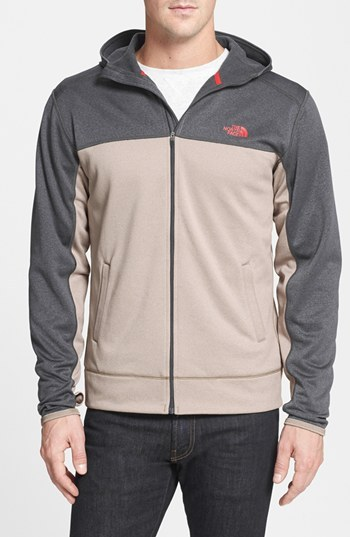 The North Face 'Surgent' Zip Front Hoodie