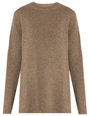 Raey Loose-fit Cashmere Sweater - Grey