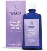 Weleda Lavender Relaxing Bath Milk (200ml)