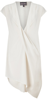 Phase Eight Joanna Twist Front Tunic Top, Ivory