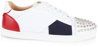 Christian Louboutin Elastikid Spikes Donna Sneakers