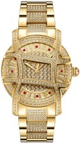 JBW Women's Olympia Platinum Series 2.55 cttw Diamond Watch