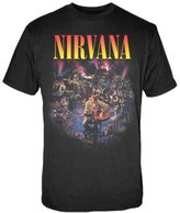 FEA Men's Nirvana Live Concert Photo Men's T-Shirt