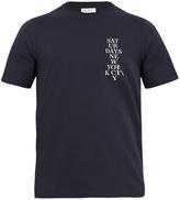 Saturdays NYC Logo-print cotton T-shirt