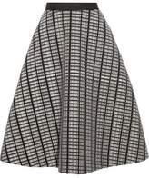 Lela Rose Jacquard Skirt