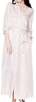 Ghost Aria Dress, Pale Pink