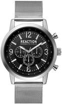 Kenneth Cole Reaction Men's Chronograph Sport Stainless Steel Mesh Bracelet Watch 44mm